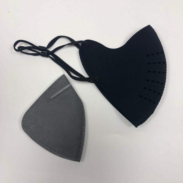 Професионална предпазна маска със сменяем FFP3 филтър